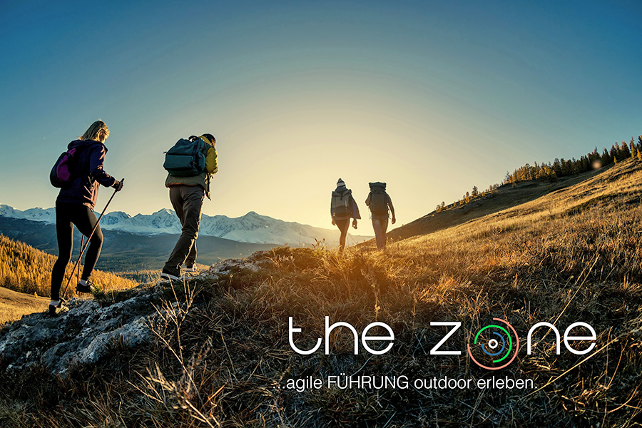 The ZONE – agile Führung outdoor erleben