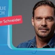 Oliver Schneider im Talk mit Thorsten Otto auf der Blauen Couch bei Radio Bayern 1